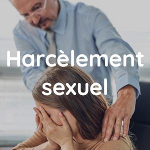 Harcelementsexuel
